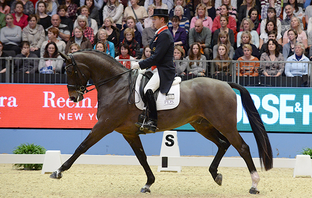 Grand Prix Freestyle at Olympia 17th December 2014